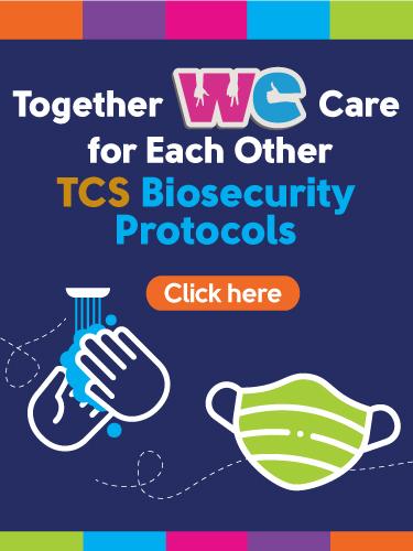 Biosecurity Protocols at TCS